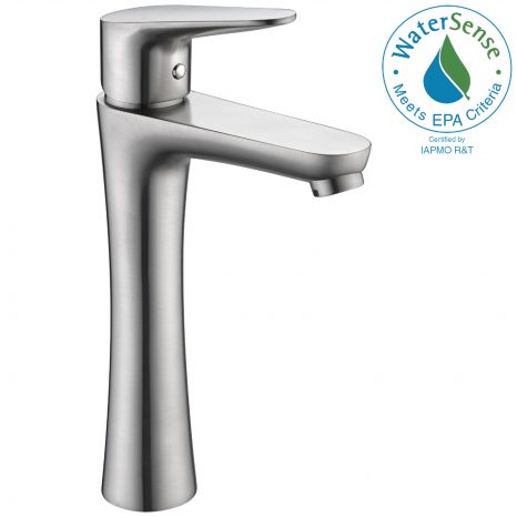 Sabre 8 in. Widespread 2-Handle Bath Faucet in Brushed Nickel