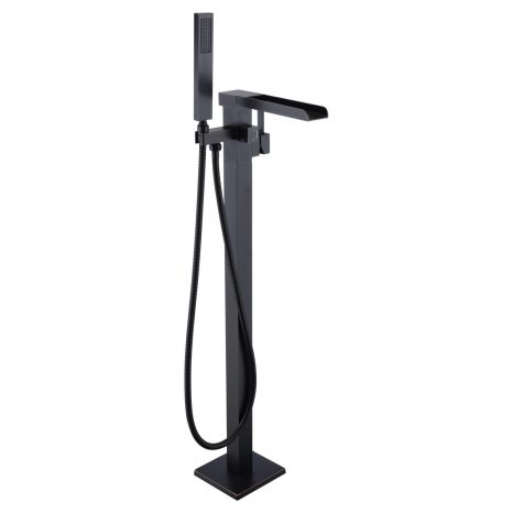 Patriarch 8″ Widespread Bath Sink Faucet in Oil Rubbed Bronze
