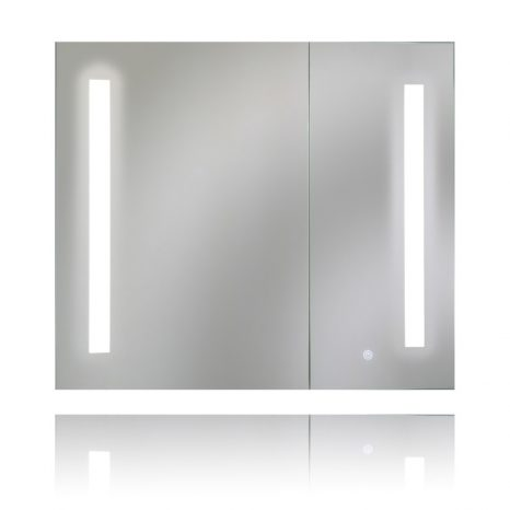 Autumn 36 in. x 48 in. Frameless LED Bathroom Mirror